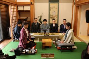 福知山城で竜王戦が開催されました - 福知山市オフィシャルホームページ