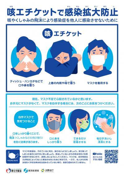 人 マスク しない